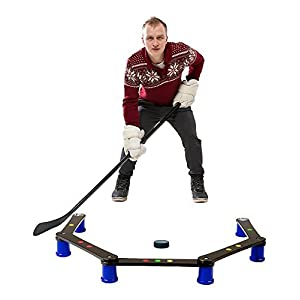 Hockey Revolution Stickhandling Training Aid, Equipment for Puck Control, Reaction Time and Coordination – MY ENEMY
