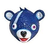 Leey Mask Melting Face Costume adulto in lattice Cosplay Pink Bear Maschera da gioco Melting Face Adult Latex Costume Toy Giochi giocattoli e attività ricreativa per bambini e ragazzi