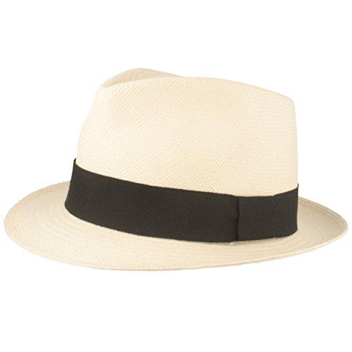 Original Sombrero Panamá | Sombrero Paja Hecho Mano
