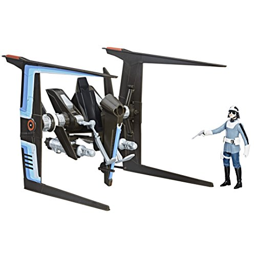 Hasbro Star Wars Force Canto Bight Police Speeder and Canto...