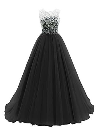Dresstells reg;Women's Long Tulle Ball Gowns Wedding ... - photo #34