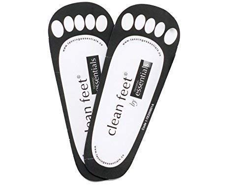 Suntana Disposable Black s-feet