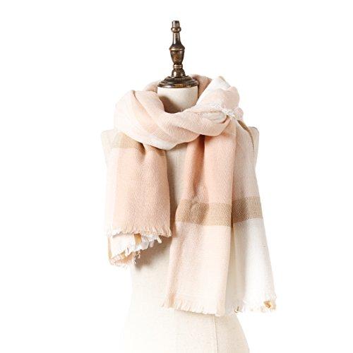 Natural Feelings Natural Feelings Donna Inverno sciarpa Morbida Grande Coprispalle Per Ragazza