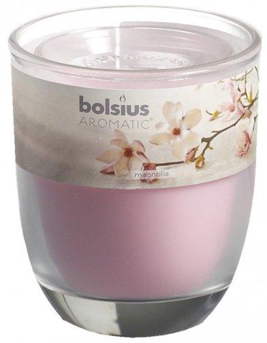 BOLSIUS Duftglas medium, Magnolie