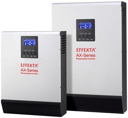 Effekta Hybrid-/Inselwechselrichter AX-K 1000-12