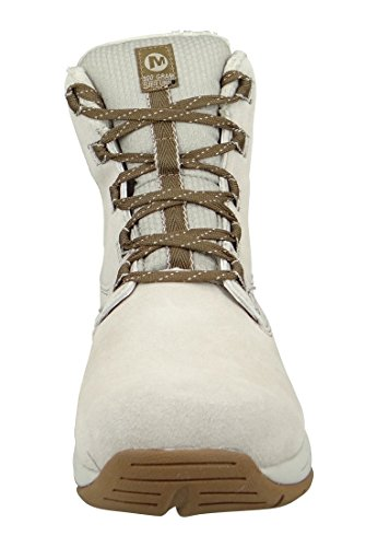 Chaussures Merrell Bottes d'hiver Jovilee Artica Argent Imperméable Doublure White Otter J310556C Silver Lining/Otter