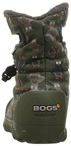 Bogs B Moc Puff Owls navy multi Moss Multi