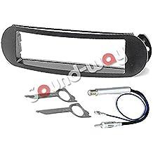 Kit de Montaje Marco para Radio Adaptador autorradio 1 DIN VW New Beetle COCCINELLE Adaptador de