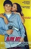 BLOW DRY (Video) Poster ( Josh Hartnett, Natasha Richardson, Rachel Griffiths, Bill Nighy) - ORIGINAL POSTER 69 x 104cm approx