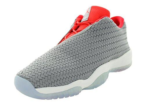 Nike Jordan Kids Jordan Zukunft Low Bg Wlf Grau / Infrarot-23 / weiÃ? Freizeitschuh 4,5 Kinder uns Wolf Grey/Infrared 23 White