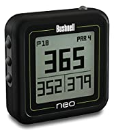 Bushnell Neo Ghost Golf GPS - Black, Compact