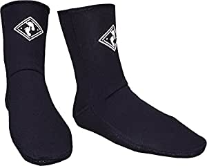 NEOPRENE wetsuit SOCKS by Mikes Diving - For use with boots dive surf sailing etc, S