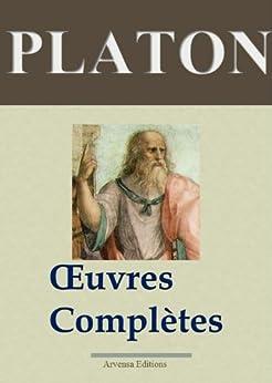 Platon : Oeuvres complètes - Les 43 titres (Nouvelle édition enrichie) par [Platon]