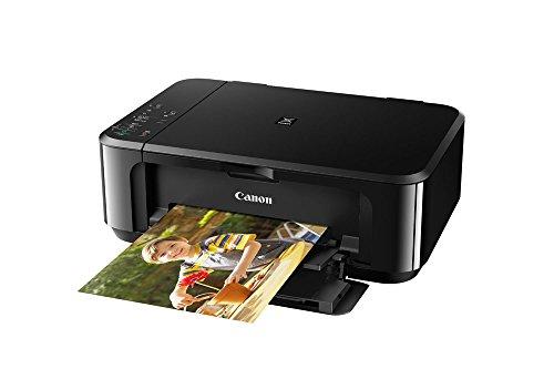 Canon Pixma MG3670 All-in-One Inkjet Printer (Black) - Buy