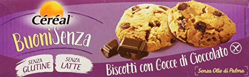 Cookies With Chocolate Drops To Celiac Gluten 150 G
