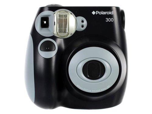 Polaroid PIC-300 Sofortbildkamera (Schwarz) (Kamera Pic)