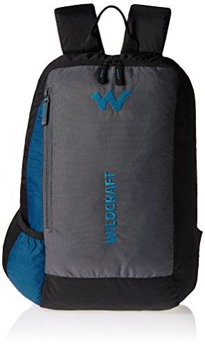 Wildcraft Streak Nylon 20 Ltrs Blue Laptop Bag