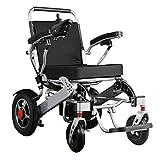 G&F Elektrischer Angetriebener Rollstuhl, Faltbare Persönliche Mobilitäts-Hilfe U. Leichtes Gewicht 68Lbs Und USB, Der Port Auflädt,Bequem Für Haus Und Im Freiengebrauch, Persönliche Mobilitäts-Hilfe
