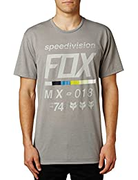 Fox Camiseta Draftr Heather Dark Gris cYX5hSq8R