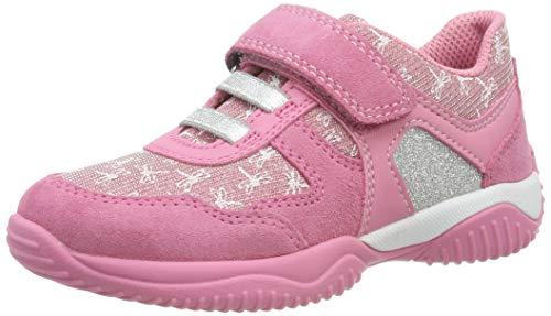 Superfit Mädchen Storm Sneaker, Pink (Rosa 55), 37 ()