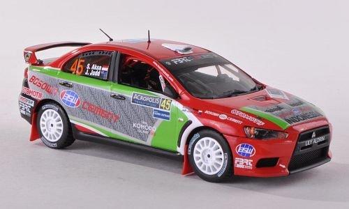mitsubishi-lancer-evolx-no45-2nd-pwrc-acropolis-rally-2012-modellauto-fertigmodell-vitesse-143