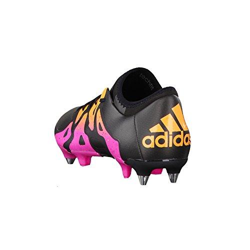 adidas Herren X 15.1 Sg Fußballschuhe CBLACK/SHOPIN/SOGOLD