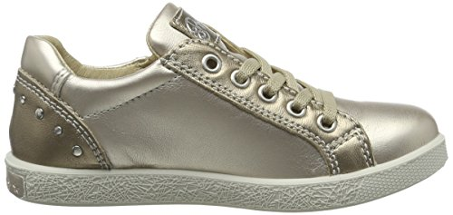 Primigi Pho 7574, Sneakers basses fille Beige (Platino/taupe)