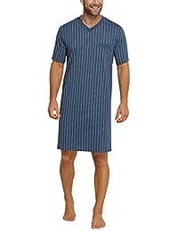 Schiesser Nachthemd Kurz, Pyjama Une-Pièce Homme