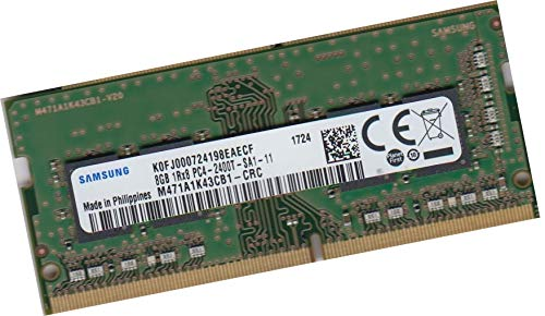 Samsung 8Gb Ram Speicher DDR4 M471A1K43CB1-CRC Notebook Laptop 260Pin 2400 MHz