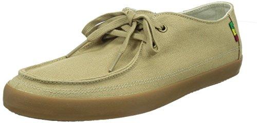 Vans - M RATA VULC  PORT ROYALE/ANT, Sneakers da uomo - (rasta) khaki/g