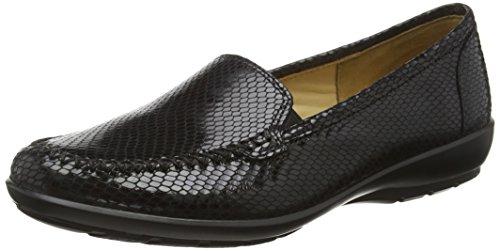 Hotter Women's Jazz Loafers, Black (Black), 5 UK 38 EU