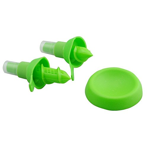 99Target -Citrus Spray Lemon Juice Sprayer Hand Juicer Mini Squeezer Kitchen Tool, 2 piece set, Multi colour
