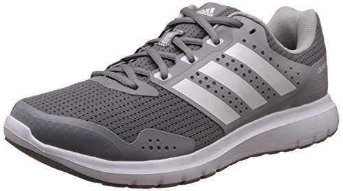 adidas Men's Duramo 7 M Grey, Ftwwht and Clonix Running Shoes - 9 UK/India (43.3 EU)  available at amazon for Rs.4199