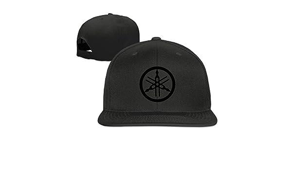 YhsukRuny Custom YAMAHA Logo Adjustable Baseball Hat//Cap Natural