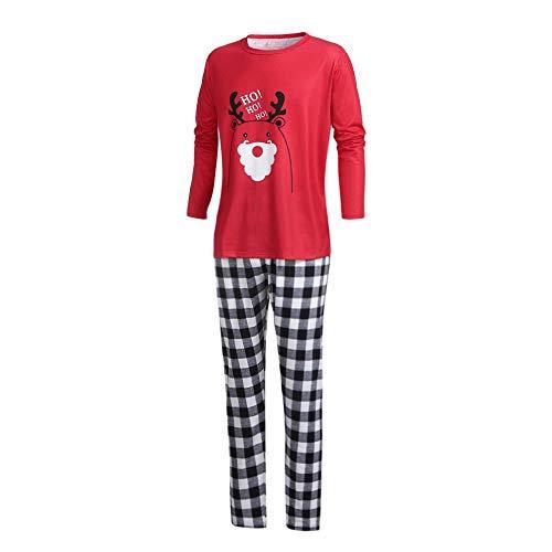 Passende Familie Weihnachten Pyjamas 2 STÜCKE Weihnachten Kinder Cartoon Brief Deer Top + Hosen Familie Kleidung Hohe Qualität Nachtwäsche Outfits