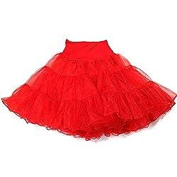 "50's Petticoat Underskirt Retro Vintage Swing 1950's Rockabilly 26"" Boolavard"