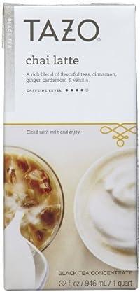 Tazo Chai Concentrate Black Tea, 32 oz