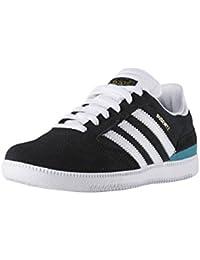 Zapatillas adidas – Busenitz J negro/blanco/verde talla: 35