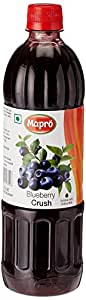 Mapro BlueBerry Crush 750 ml