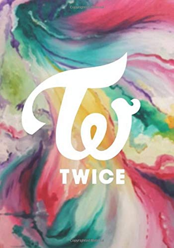 TWICE Watercolor Journal