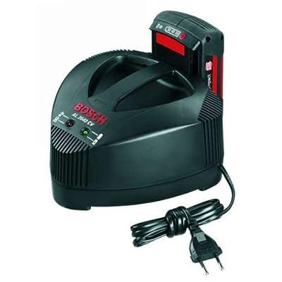 Bosch Zubehör 2607225100 Li-Ion-Schnellladegerät AL 3640 CV 50 min, 230 V, EU