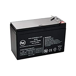 Alco ACP10 Intruder 12V 7Ah Alarm Battery - This is an AJC Brand Replacement
