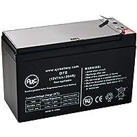 Batería de SAI de 12V 7Ah APC UP6003-2 - Es un recambio de la marca AJC®