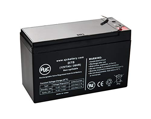 Razor Ground Force Drifter Go Kart 12V 7Ah Scooter Battery - This is an AJC Brand Replacement