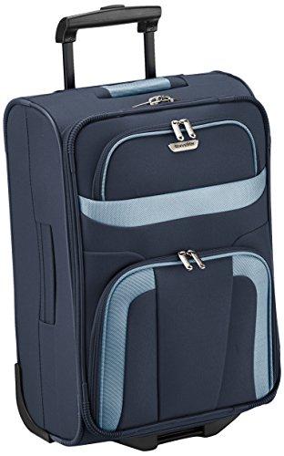 Travelite Koffer Orlando, 53 cm, 37 Liter, Blau matt (marine), 98487