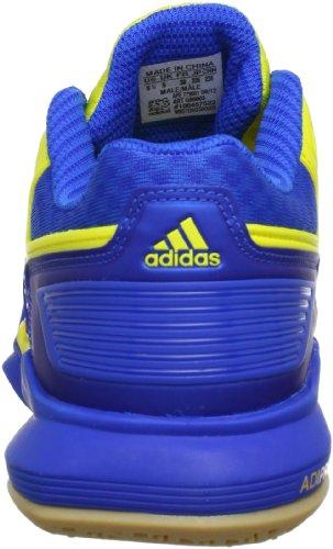 Blue Vivid 10 adipower S12 Stabil Handballschuhe S12 Prime Blue Mehrfarbig Prime S13 Yellow 0 G60603 adidas Herren Zq8gg