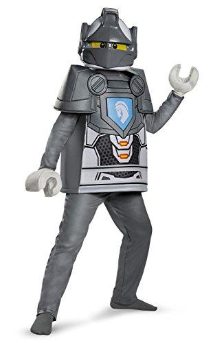 LEGO Nexo Ritter Lance Deluxe-Kostüm (Größe (Lego Kostüme Erwachsene Für)