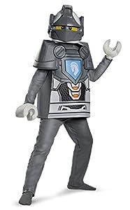 Disfraz Lego, Disfraz Nexo Lance para niños