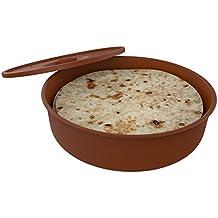 Legacy Calentar tortillas mexicanas de suministros y Keeper de cocina con tapa – mide ...