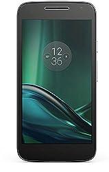 Motorola Moto G4 Play Smartphone (12,7 cm (5 Zoll), 16 GB, Android, Dual-SIM) schwarz [Exklusiv bei Amazon]
